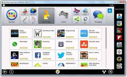 BlueStacks Older Version