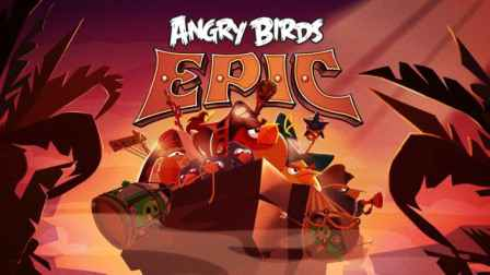 Angry Birds Epic PC